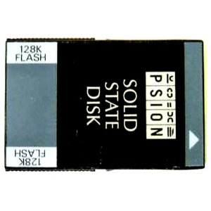 Psion Solid State 128k Flash Card ***Final Reduction**