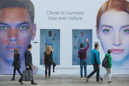 Channel4_HumansAdvertisingHoarding-440x293